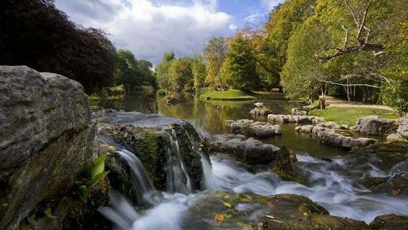 The Japanese Gardens at the National Stud, County Kildare